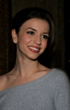 actress Masiela Lusha