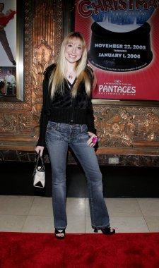 actress Lisa Foiles