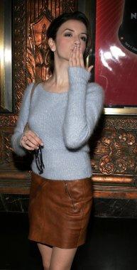 actress Masiela Lusha
