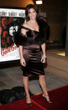 Model Cindy Crawford