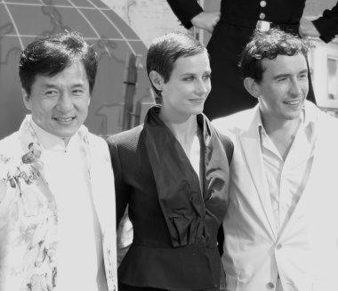 Cecile De France, Jackie Chan, Steve Coogan