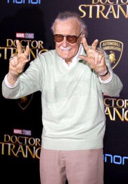 comic book writer Stan Lee