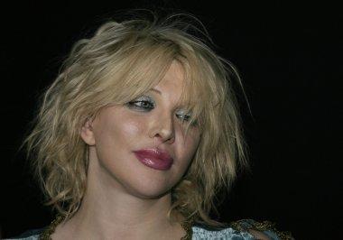 singer Courtney Love