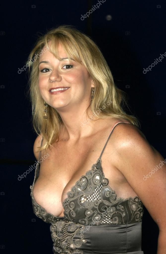 Actress Megyn Price Stock Editorial Photo