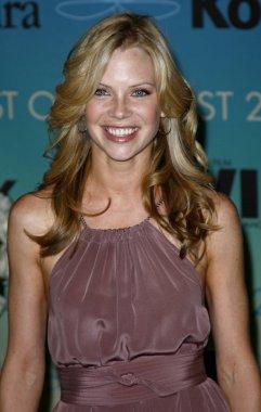 Actress Sarah Jane Morris