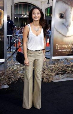actress Jamie Chung