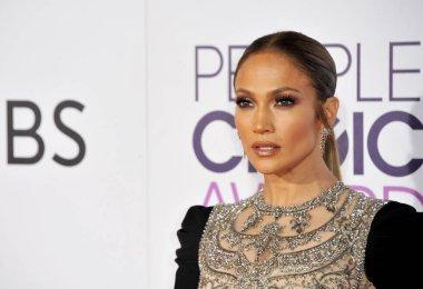 singer Jennifer Lopez