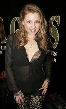 adult film actress Sunny Lane