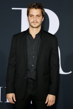 actor Luke Grimes