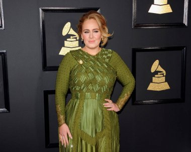 singer-songwriter Adele