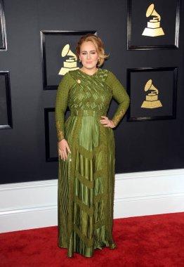 singer-songwriter Adele