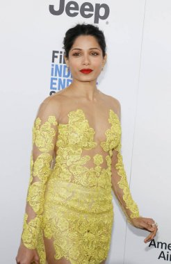 actress Freida Pinto