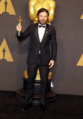 actor Casey Affleck