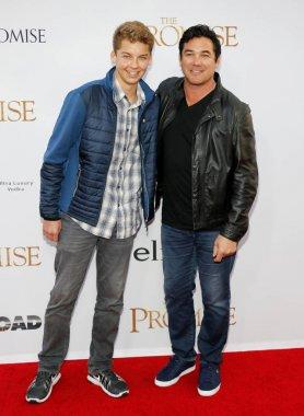 Christopher Dean Cain and Dean Cain