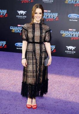 Actress Elizabeth Henstridge