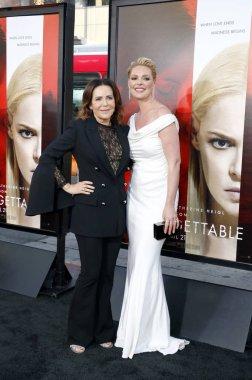Katherine Heigl and Denise Di Novi