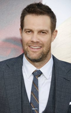 Actor George Stults