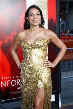 Actress Rosario Dawson