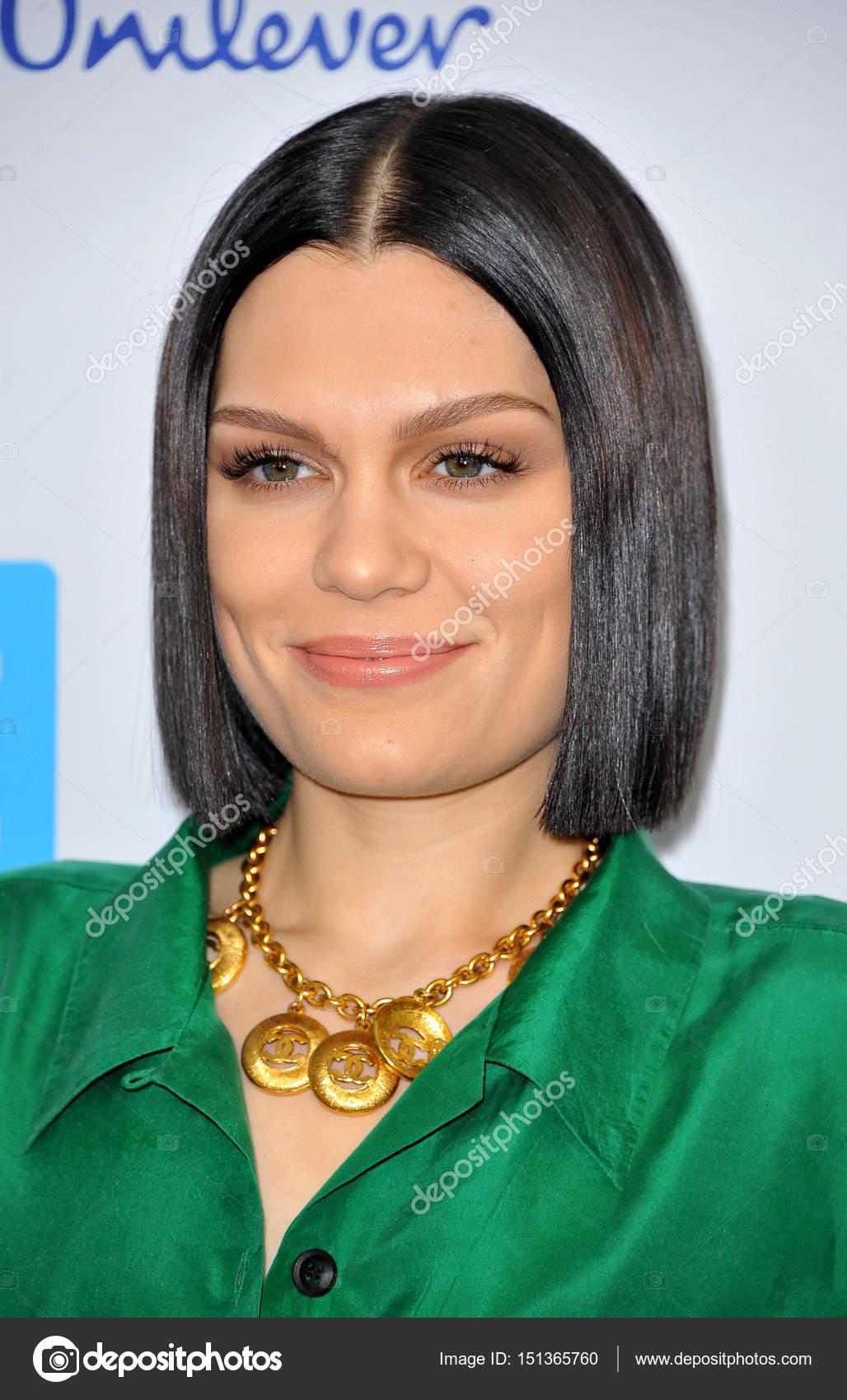 Jessie J Фото Певица Джесси j – Стоковое редакционное фото © popularimages