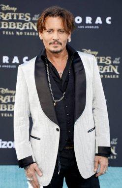 Actor Johnny Depp