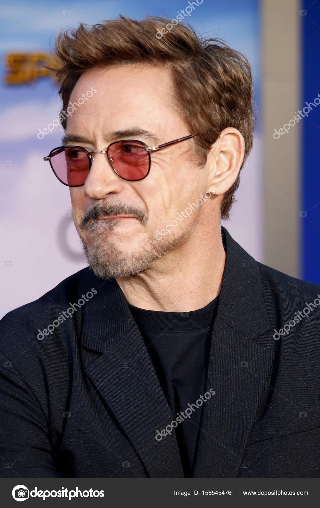 Actor Robert Downey Jr Stock Editorial Photo C Popularimages