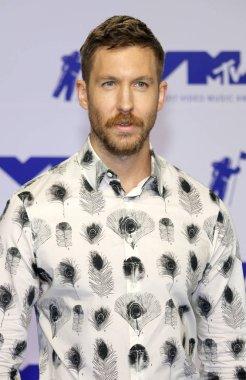 music producer Calvin Harris