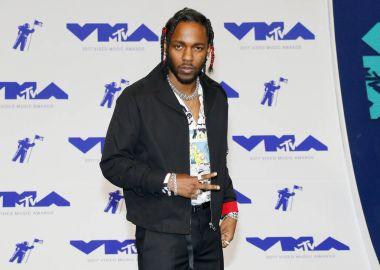 rapper Kendrick Lamar