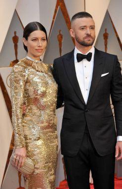 actress Jessica Biel and Justin Timberlake