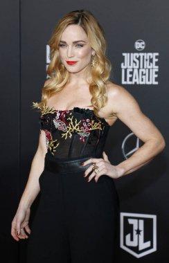 Actress Caity Lotz
