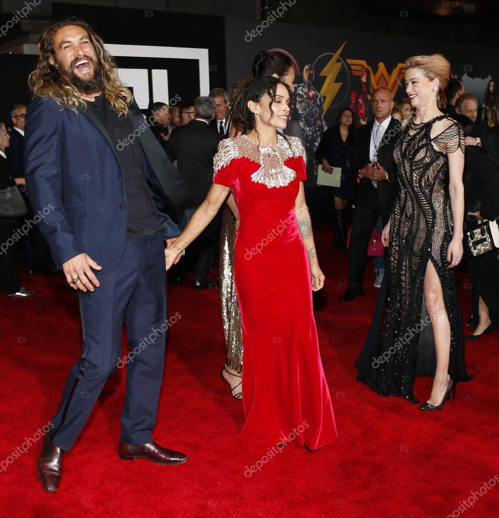 Amber Heard And Jason Momoa Photos Photos: Actors Jason Momoa, Lisa Bonet And Amber Heard