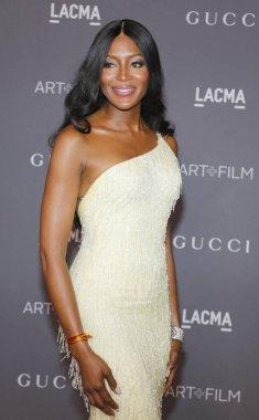 model Naomi Campbell at the 2017 LACMA Art + Film Gala held at the LACMA in Los Angeles, USA on November 4, 2017.