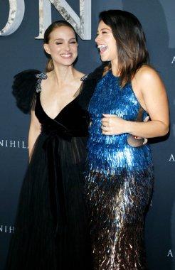 Natalie Portman and Gina Rodriguez