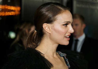 actress Natalie Portman at the Los Angeles premiere of 'Annihilation' held at the Regency Village Theater in Westwood, USA on February 13, 2018.