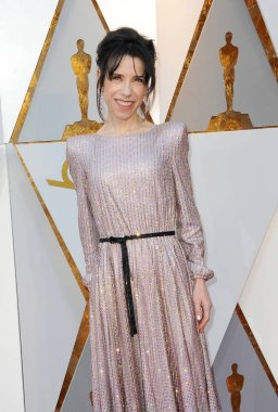 Sally Hawkins at the 90th Annual Academy Awards held at the Dolby Theatre in Hollywood, USA on March 4, 2018.