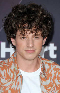 Charlie Puth at the 2018 iHeartRadio Music Awards held at the Forum in Inglewood, USA on March 11, 2018.