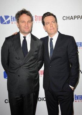 Jason Clarke and Ed Helms