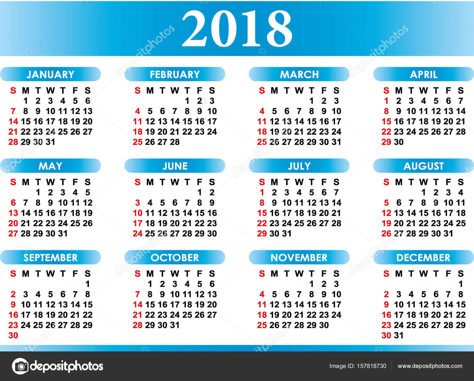 Calendar English : Copyright current year html phpsourcecode