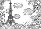 Fotografie jaro v Paříži