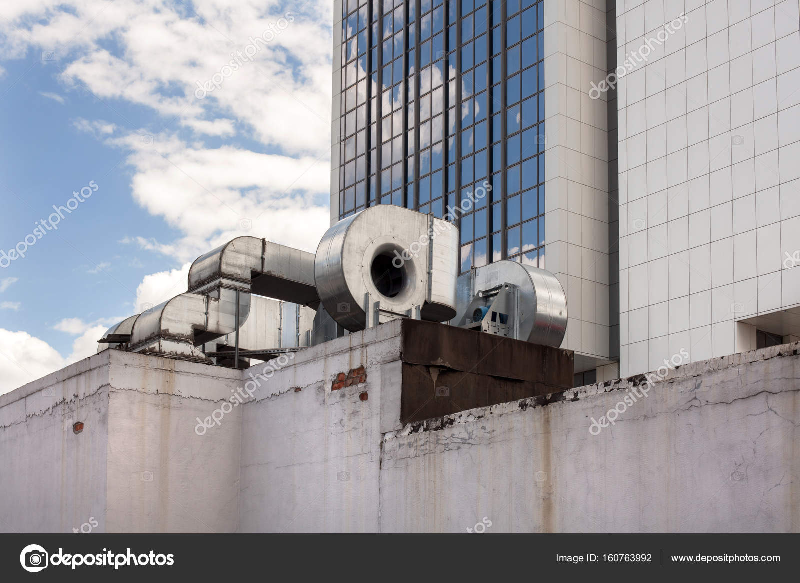 industrial air conditioning and ventilation systems. ventilation