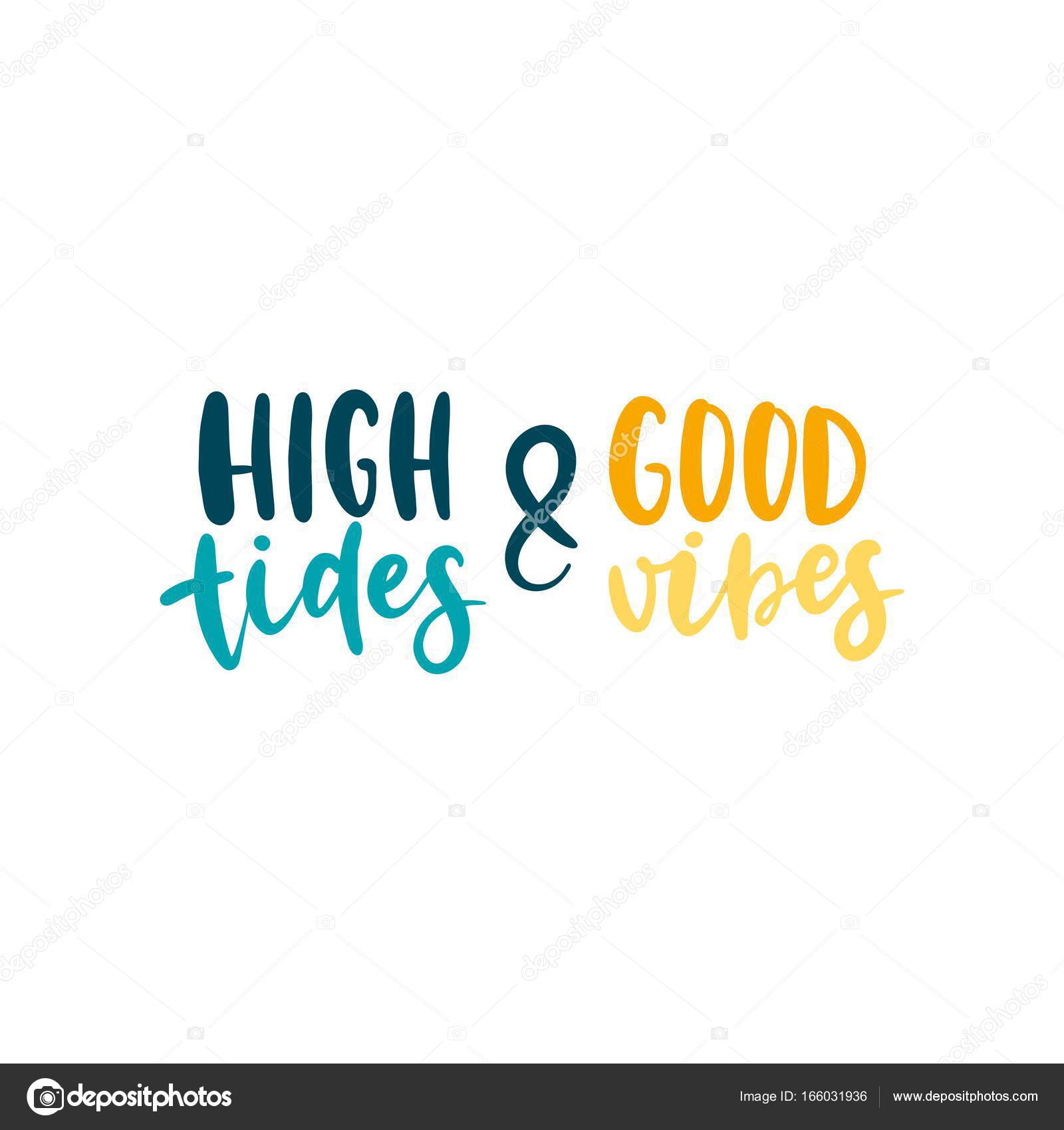 High tides and good vibes stock vector wewhitelist 166031936 high tides and good vibes stock vector biocorpaavc