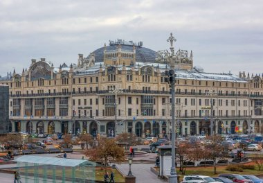 Metropol Hotel in Moscow