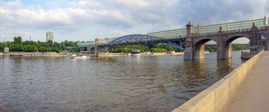 Pushkin's pedestrian bridge