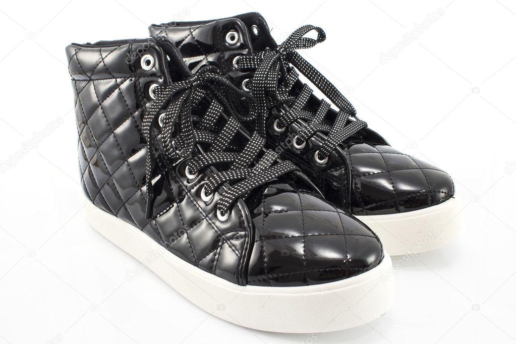 c308f991d4e Zapatos para el frío y los días de lluvia — Foto de stock © simonida ...