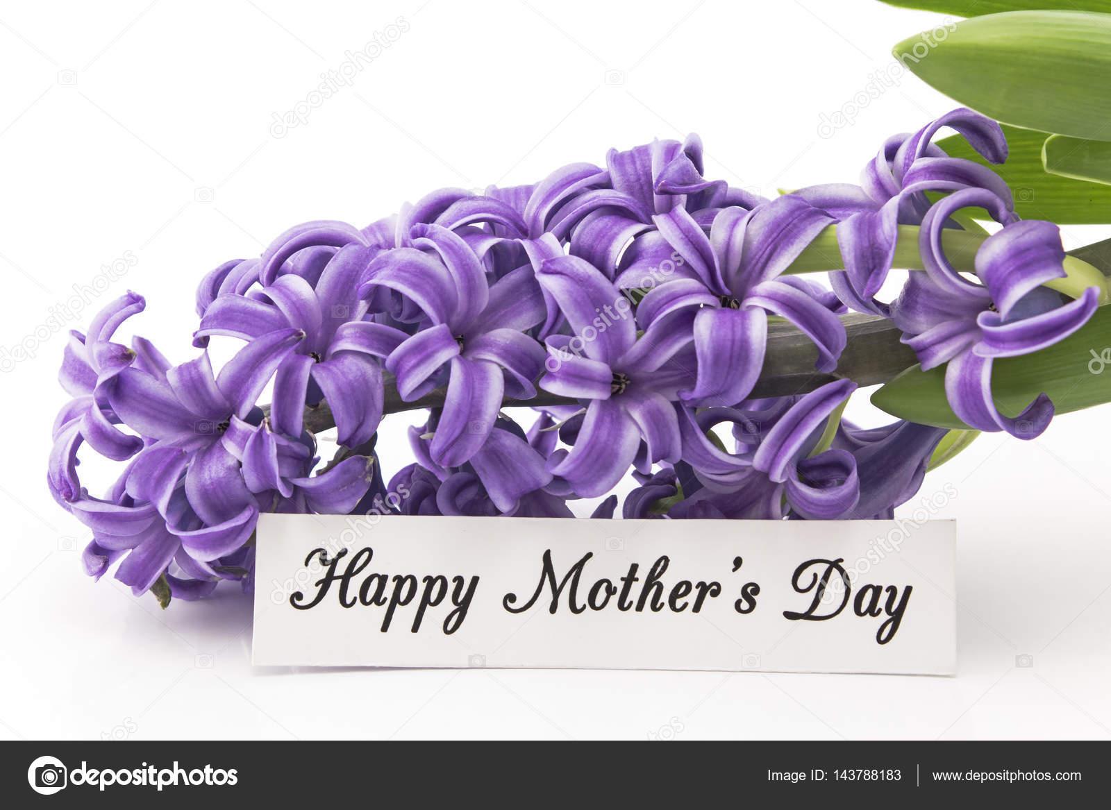 Happy Mothers Day Greeting Card Stock Photo Simonida 143788183
