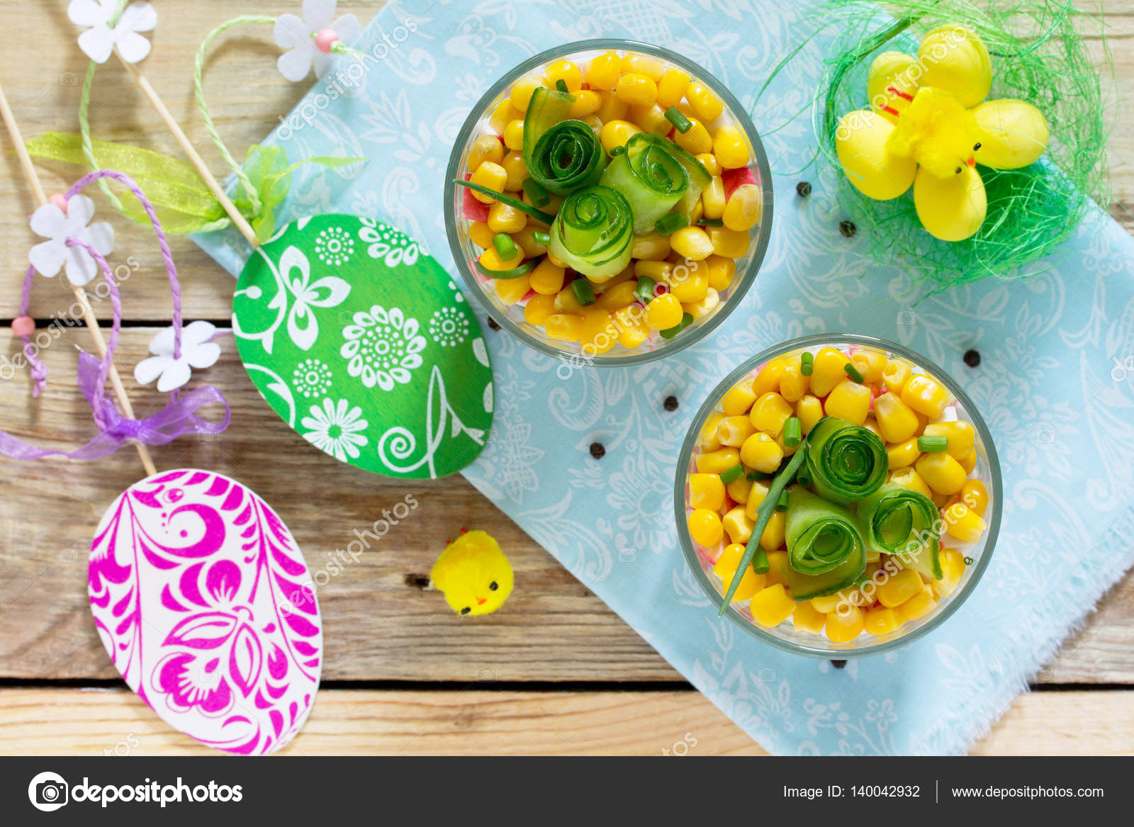 Салат с крабовыми палочками огурцом свежим