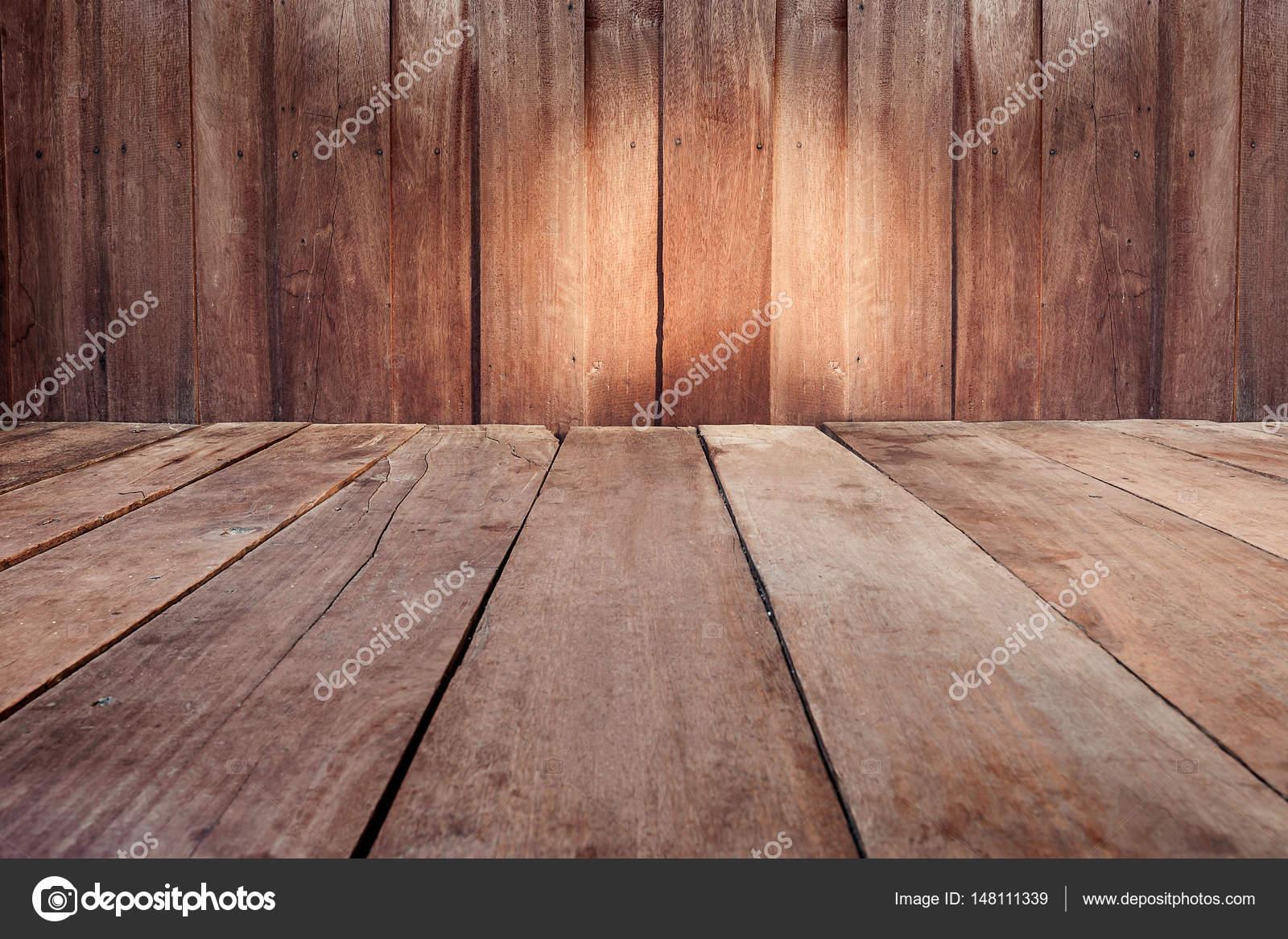 Plank Aan Wand.Vintage Plank Houten Wand En Vloer Gevelbekleding Achtergrond