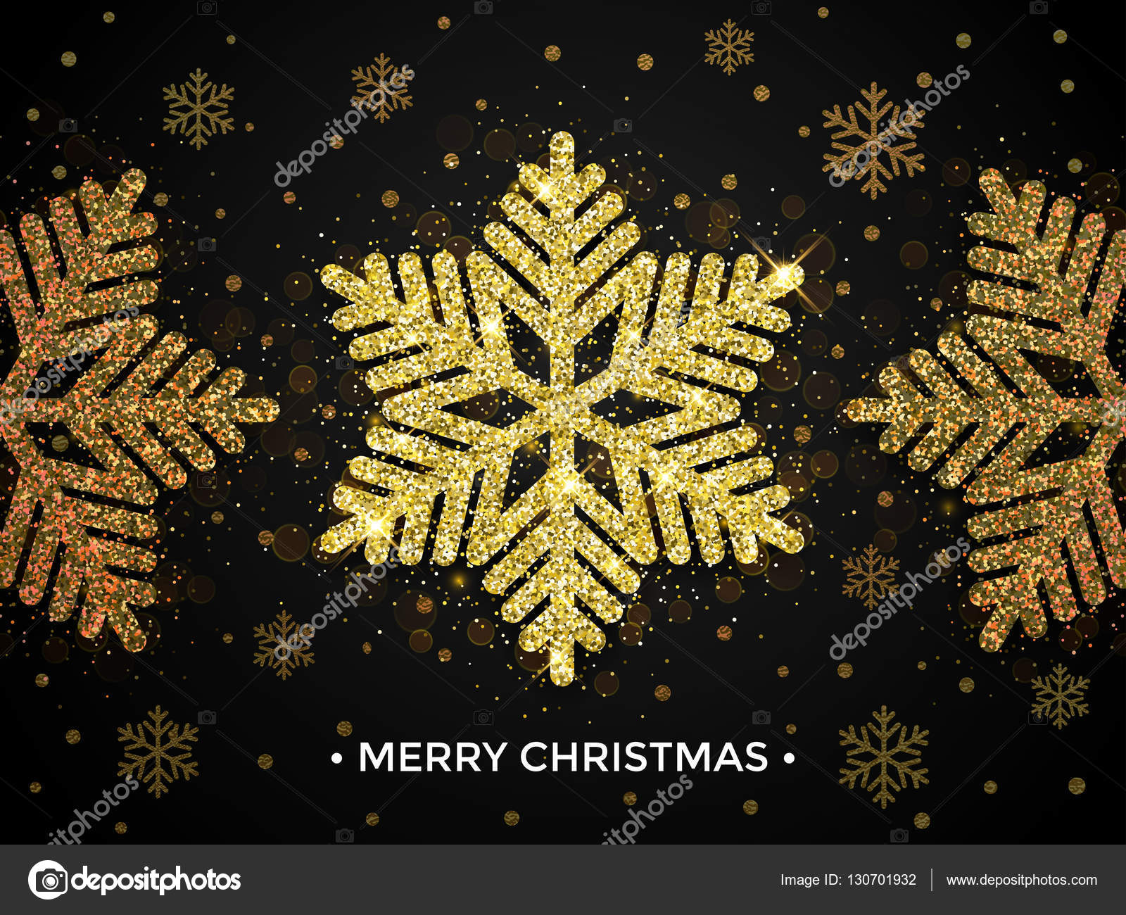 Buon Natale Glitter.Auguri Di Buon Natale Glitter Immagini Di Natale