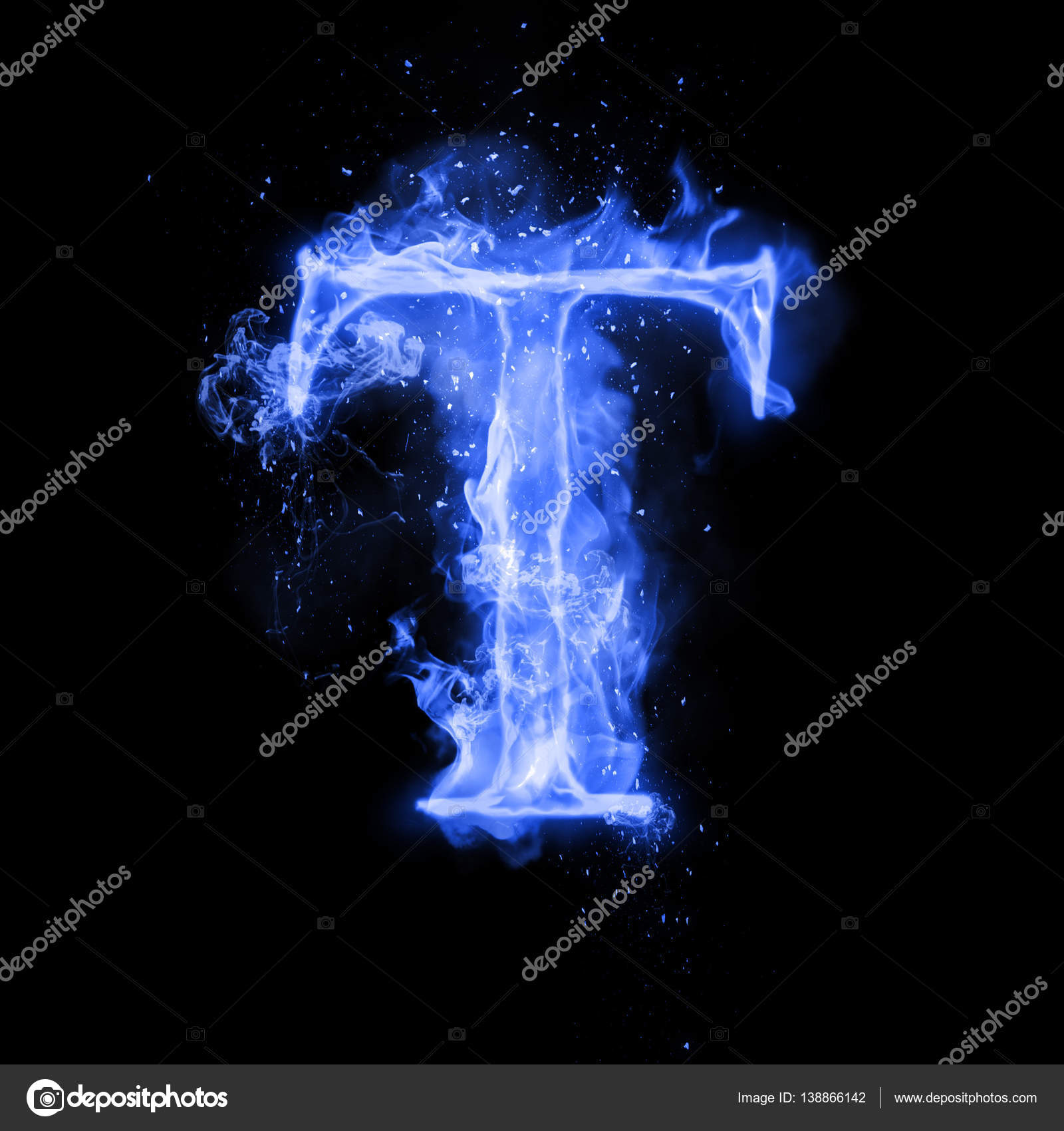 Fire letter t of burning flame light stock photo ronedale 138866142 fire letter t of burning flame light stock photo thecheapjerseys Choice Image