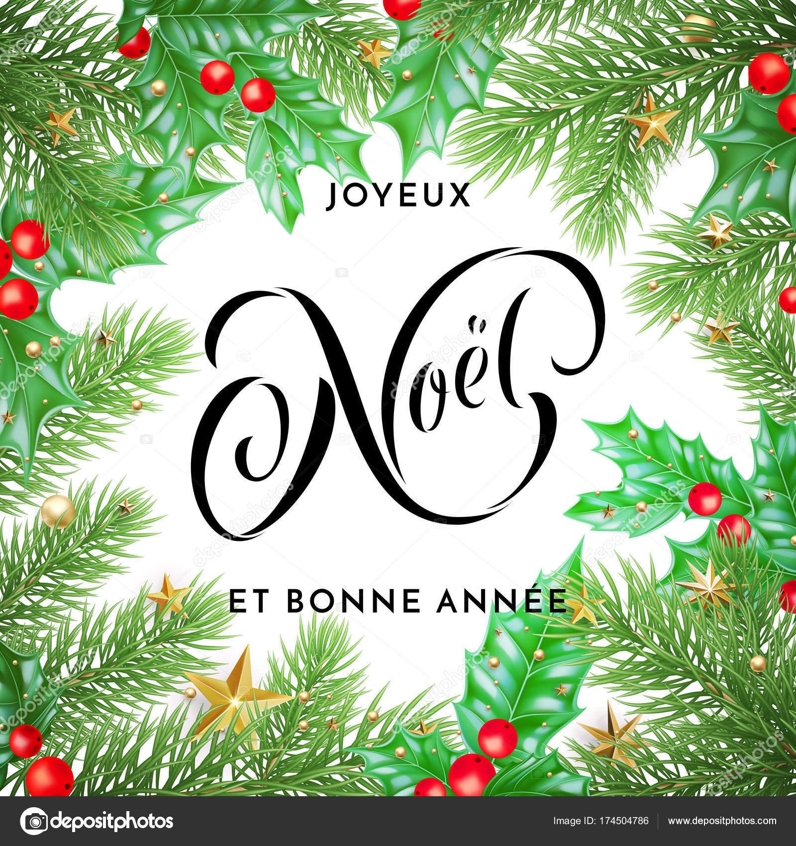 Auguri Di Buon Natale Francese.Immagini Di Bonne Noel Joyeux Noel Francese Buon Natale E