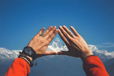 Mountains in our hands